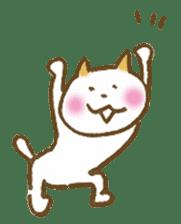 CAT STAMP sticker #187315