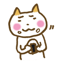 CAT STAMP sticker #187319