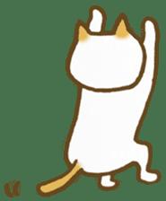 CAT STAMP sticker #187320