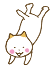 CAT STAMP sticker #187334