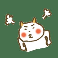 CAT STAMP sticker #187342