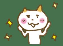 CAT STAMP sticker #187343
