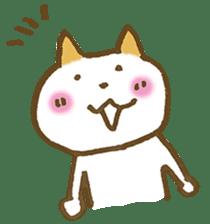 CAT STAMP sticker #187344
