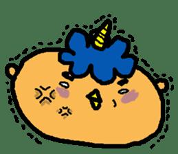 "Cheep-cheep""ONITAROU"" sticker #187631"