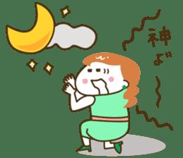 Hiromi-chan sticker #187841