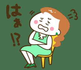 Hiromi-chan sticker #187844