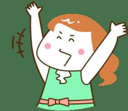 Hiromi-chan sticker #187851