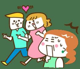 Hiromi-chan sticker #187858