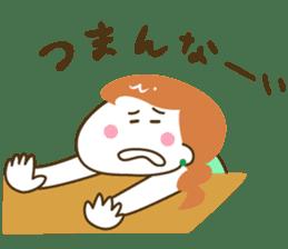 Hiromi-chan sticker #187862