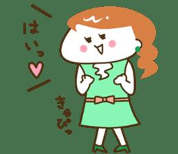 Hiromi-chan sticker #187866