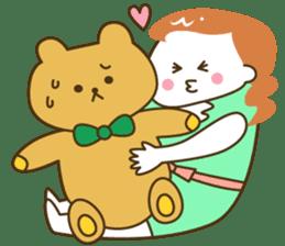 Hiromi-chan sticker #187873