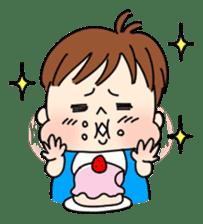 Lovely Seichan sticker #188090