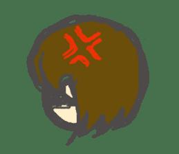 Mina's HAPPY LIFE sticker #188826