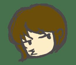 Mina's HAPPY LIFE sticker #188827