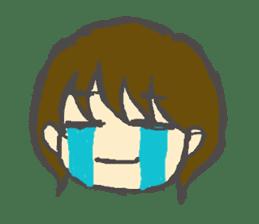 Mina's HAPPY LIFE sticker #188834