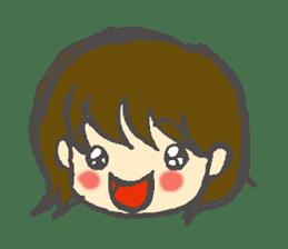 Mina's HAPPY LIFE sticker #188835