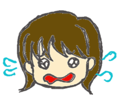 Mina's HAPPY LIFE sticker #188836