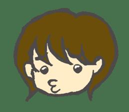 Mina's HAPPY LIFE sticker #188838