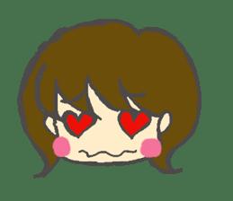 Mina's HAPPY LIFE sticker #188844