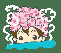 Mina's HAPPY LIFE sticker #188846
