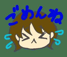 Mina's HAPPY LIFE sticker #188848