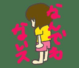 Mina's HAPPY LIFE sticker #188853