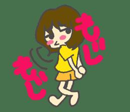 Mina's HAPPY LIFE sticker #188855