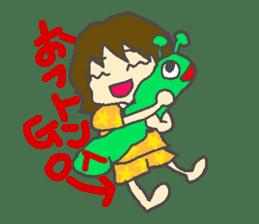 Mina's HAPPY LIFE sticker #188859