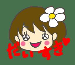 Mina's HAPPY LIFE sticker #188860
