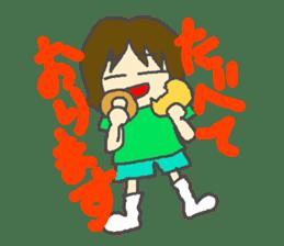 Mina's HAPPY LIFE sticker #188862