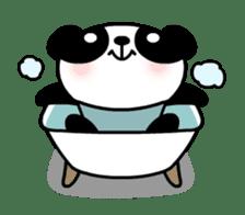 Mailman of the panda sticker #190173