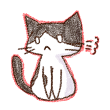 pochi_cat sticker #190534