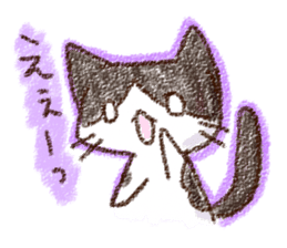 pochi_cat sticker #190540