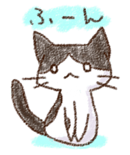 pochi_cat sticker #190541
