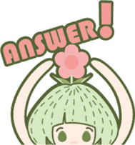 Mogu's friend sticker #191075