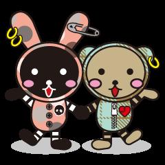 Choco and Mocha