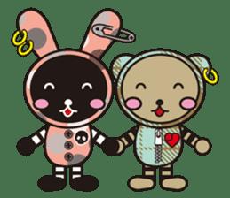 Choco and Mocha sticker #191504