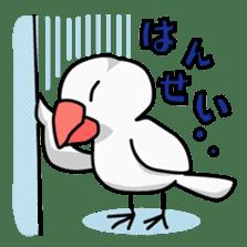 365 days of Rice Bird sticker #191628