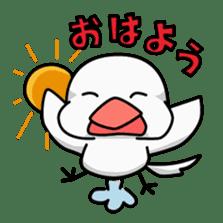 365 days of Rice Bird sticker #191633