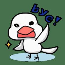 365 days of Rice Bird sticker #191638