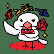 365 days of Rice Bird sticker #191642