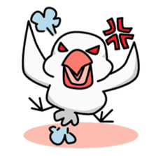 365 days of Rice Bird sticker #191648
