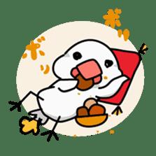 365 days of Rice Bird sticker #191653
