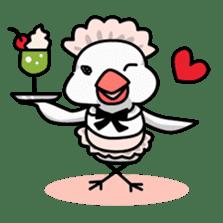 365 days of Rice Bird sticker #191663