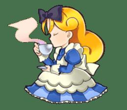 Small Alice sticker #192638