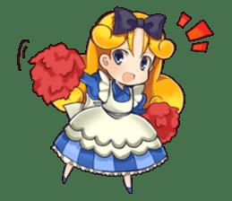 Small Alice sticker #192643
