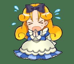 Small Alice sticker #192644