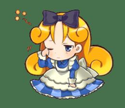 Small Alice sticker #192645
