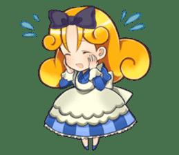 Small Alice sticker #192648