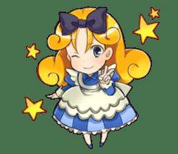 Small Alice sticker #192651